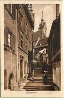 Alt-Basel : Totengässchen - BS Basel-Stadt