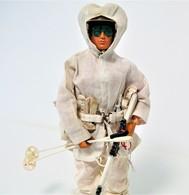 Vintage ACTION MAN : THE ROYAL MARINES MOUNTAIN AND ARCTIC - Eagle Eyes - Original Hasbro 1970 - Palitoy - GI JOE - Action Man