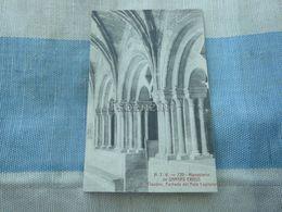 Monasterio De Santas Creus Claustro Fachada Del Aula Capitular Spain - Spain