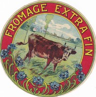 ETIQUETTE FROMAGE CAMEMBERT - ETIQUETTE GENERIQUE - - Fromage