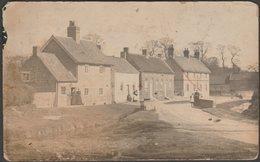 Foston, Derbyshire, C.1905-10 - RP Postcard - Derbyshire