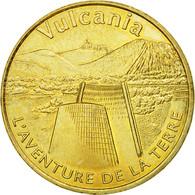 France, Jeton, Jeton Touristique, Saint-Ours-Les-Roches - Vulcania N°8 - - Other