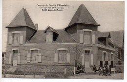 Saint Jean De Mont (Monts) : Pension De Famille L'Hirondelle - Plage Des Demoiselles - Saint Jean De Monts