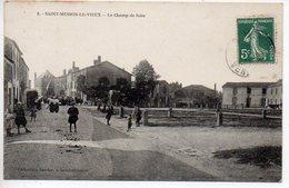 Saint Mesmin Le Vieux : Le Champ De Foire - France