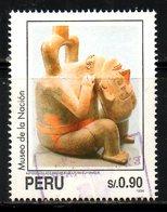 PEROU. N°1034 Oblitéré De 1995. Récipient. - Archaeology