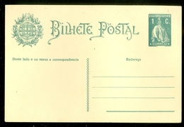 PORTUGUESE * BILHETE POSTAL * NEUF   (11.446y) - Postwaardestukken