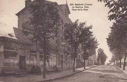 GUERET: Le Pavillon Bleu - Place De La Gare - Guéret