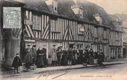 14 . N° 48704 . Bonnebosq . L Hotel Du Havre - Autres Communes
