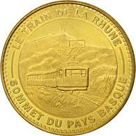 France, Jeton, Jeton Touristique, Sare - Petit Train De La Rhune N°3, 2013 - Francia