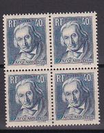 FRANCE/ N° 295 BLOC DE QUATRE   NEUF SANS CHARNIERE COTE 24 EURO - Other