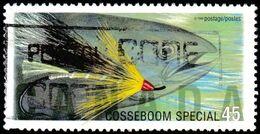 CANADA - Scott #1720 Fishing Flies / Used Stamp - 1952-.... Reign Of Elizabeth II