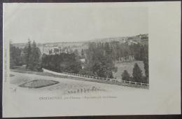Châteauvert Près Clamecy (Nièvre) - Carte Postale Précurseur - Panorama Pris Du Château - Non-circulée - France