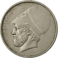 Monnaie, Grèce, 20 Drachmes, 1986, TB+, Copper-nickel, KM:133 - Grèce