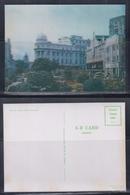 Singapore 3D Postcard, Raffles Place Park, Unused - Singapore