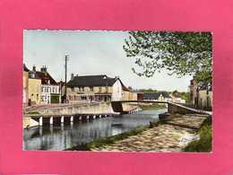 45 Loiret, Chatillon-Coligny, Les Bords Du Canal, Le Puyrault, (E. Mignon) - Chatillon Coligny