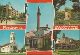 ĐAKOVICA KOSOVO, PC, Circulated - Kosovo