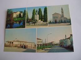 Vicenza - Lisiera Particolari Del Paese - Vicenza