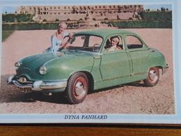 AUTOMOBILE - DYNA PANHARD N° 6 - VINS PRIMIORS - Blotters