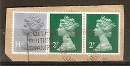 Grande-Bretagne - Elizabeth II - Flamme Collect British Stamps - Cachet Worlds Greatest Hobby - YT 608/967 - Marcophilie