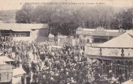 Villedieu -les-Poêles/ 50/ Fête Foraine Sur Le Champ De Mars/ Réf:fm788 - Villedieu