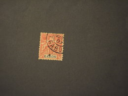 GABON - 1904/67 ALLEGORIA 10 C. - TIMBRATO/USED - Used Stamps