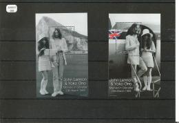 GIBRALTAR 1999 - YT BF N° 33/34 NEUF SANS CHARNIERE ** (MNH) GOMME D'ORIGINE LUXE - Gibraltar