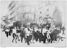 FEMME  NUE SÉRIE FEMMES TONDUES Marseille Aout 1944 - Nus Adultes (< 1960)