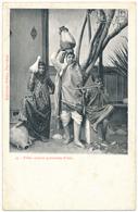EGYPTE - Filles Arabes Porteuses D'eau - Egypt
