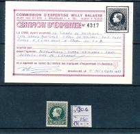 BELGIUM COB 290B (ex 290Aa) DARK GREEN MNH - 1929-1941 Grand Montenez