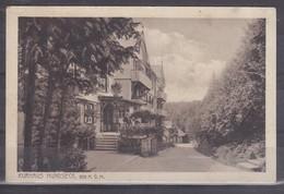 CPA Allemagne Kurhaus Hundseck Réf 1115 - Hochschwarzwald
