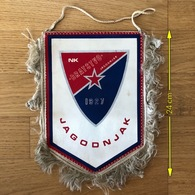 Flag (Pennant / Banderín) ZA000402 - Football (Soccer / Calcio) Croatia Bratstvo Jagodnjak - Apparel, Souvenirs & Other