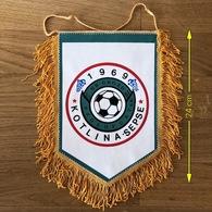 Flag (Pennant / Banderín) ZA000409 - Football (Soccer / Calcio) Croatia Kotlina Sepse - Apparel, Souvenirs & Other