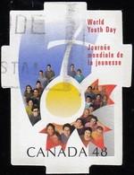 Canada - Scott #1957 World Youth Day / Used Stamp - 1952-.... Reign Of Elizabeth II