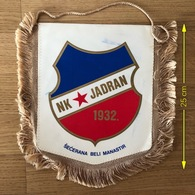 Flag (Pennant / Banderín) ZA000415 - Football (Soccer / Calcio) Croatia Jadran Beli Manastir - Apparel, Souvenirs & Other