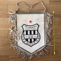 Flag (Pennant / Banderín) ZA000418 - Football (Soccer / Calcio) Croatia Lastavica Brestovac - Apparel, Souvenirs & Other