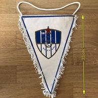 Flag (Pennant / Banderín) ZA000419 - Football (Soccer / Calcio) Croatia Medjimurac Kozarac - Apparel, Souvenirs & Other