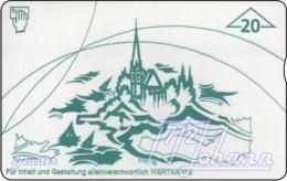 TWK Österreich Privat: 'Club Wertkarte '96' Gebr. - Oesterreich