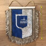Flag (Pennant / Banderín) ZA000422 - Football (Soccer / Calcio) Croatia Napredak Batina - Apparel, Souvenirs & Other