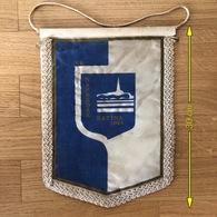 Flag (Pennant / Banderín) ZA000423 - Football (Soccer / Calcio) Croatia Napredak Batina - Apparel, Souvenirs & Other