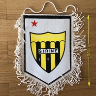 Flag (Pennant / Banderín) ZA000431 - Football (Soccer / Calcio) Croatia Proleter Sirine - Apparel, Souvenirs & Other