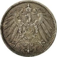 Monnaie, GERMANY - EMPIRE, Wilhelm II, Mark, 1902, Berlin, TTB, Argent, KM:14 - [ 2] 1871-1918: Deutsches Kaiserreich