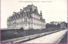 -  21 --    GENEY CHAMBERTIN -- CHÂTEAU DE BROCHON - Gevrey Chambertin