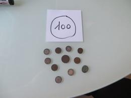 PETIT LOT DE PIECE A ETUDIER - Coins