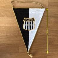 Flag (Pennant / Banderín) ZA000441 - Football (Soccer / Calcio) Croatia Sparta Beli Manastir - Apparel, Souvenirs & Other