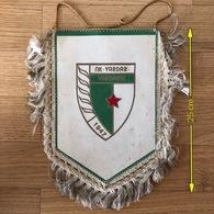 Flag (Pennant / Banderín) ZA000443 - Football (Soccer / Calcio) Croatia Vardar Vardarac - Apparel, Souvenirs & Other