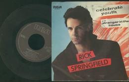 """RICK SPRINGFIELD-CELEBRATE YOUTH -DISCO VINILE 45 GIRI """"7 - Dischi In Vinile"""