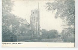Irlande Louth Holy Trinity Church - Louth