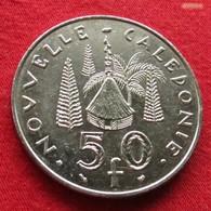 New Caledonia 50 Francs 1997 KM# 13 Nouvelle Caledonie - Nouvelle-Calédonie
