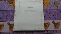 38 Feuilles Du Musée Imaginaire Pour Les Tableaux De France.Yvert Et Tellier: Complet Jusquen 1992 - Stamps