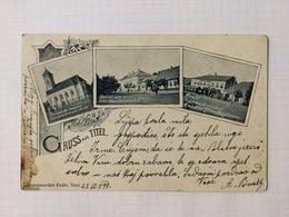 AK   CRNA GORA  MONTENEGRO   TITEL  1899.  SRPSKA PRAVOSLAVNA CRKVA - Montenegro